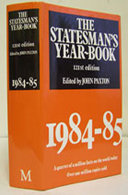 The Statesman's Year-Book 1974-75