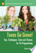 Teens Go Green