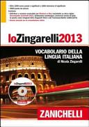 Lo Zingarelli 2013