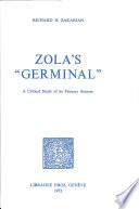 Zola s  Germinal