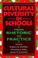 Cultural Diversity in Schools