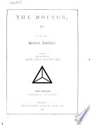 The Doctor  Etc Book PDF