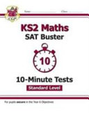New KS2 Maths Targeted SAT Buster 10 Minute Tests   Standard