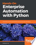Hands On Enterprise Automation With Python