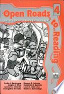 Open Roads to Reading 4 Teacher s Manual1st Ed  1999