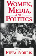 Women  Media  and Politics