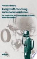 Kampfstoff-Forschung im Nationalsozialismus