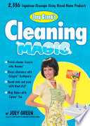 Joey Green s Cleaning Magic