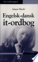 Engelsk dansk it ordbog