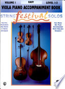 String Festival Solos