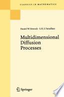 Multidimensional Diffusion Processes