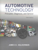 Automotive Technology  Principles  Diagnosis  and Service  Natef Correlated Task Sheets for Automotive Technology