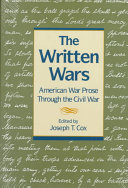 The Written Wars From The Colonial Period Revolutionary War