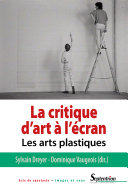 La Critique d art    l   cran