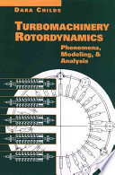 Turbomachinery Rotordynamics