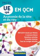 UE spé en QCM Anatomie de la tête et du cou