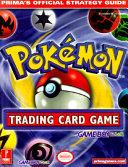 Pokemon Trading Card Game (Game Boy Version)