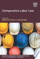 Comparative Labor Law