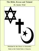download ebook the bible, koran, and talmud pdf epub
