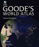 Goode's World Atlas : gold standard in academic atlases...