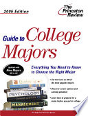 Guide to College Majors, 2005