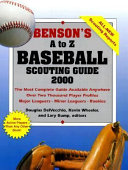 At to Z Scouting Guide, 2000-2001