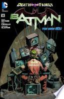 Batman  2011    14 Book PDF