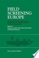 Field Screening Europe