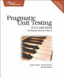 Pragmatic Unit Testing in C  with NUnit