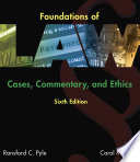 Foundations of Law  Cases  Commentary and Ethics