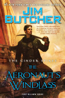 The Cinder Spires: The Aeronaut's Windlass Book Cover