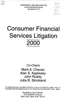 Consumer Financial Services Litigation