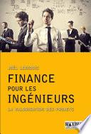 Finance Pour Ingénieurs - La Valorisation Des Projets par Joël Lebidois