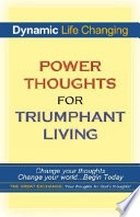 Power Thoughts for Triumphant Living