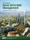 Autodesk Revit 2016 BIM Management