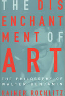 The Disenchantment of Art