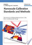 Nanoscale Calibration Standards and Methods