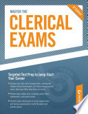 Master the Clerical Exams