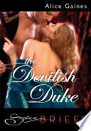The Devilish Duke  Mills   Boon Spice Briefs