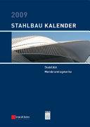 Stahlbau-Kalender 2009