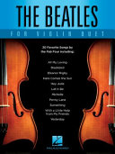 The Beatles for Violin Duet
