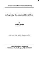 Interpreting the Industrial Revolution