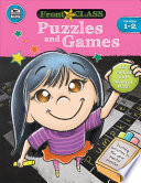 Puzzles And Games, Grades 1 - 2 : to 2 gives kids a...