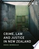 Crime  Law and Justice in New Zealand