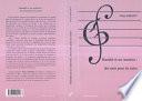 Haendel et ses oratorios: des mots pour les notes