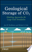 Geological Storage of CO2