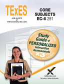 Texes Core Subjects EC 6 291 Book and Online