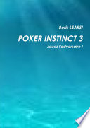 illustration POKER INSTINCT 3