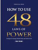 Book How to Use 48 Laws of Power