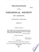Transactions Of The Geological Society Established November 13th 1807 book
